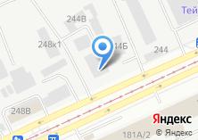Компания «Челябинский Профиль» на карте