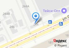 Компания «АН Групп» на карте