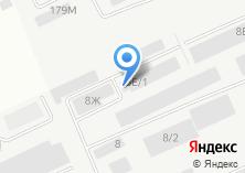 Компания «Промтехсталь» на карте
