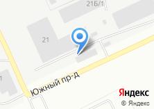 Компания «Уралсиб-Алтай» на карте
