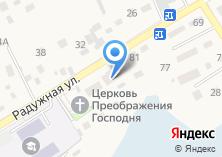 Компания «Совет территориального общественного самоуправления пос. Борзовая заимка» на карте