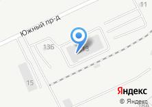 Компания «Сиа Интернейшнл-Барнаул» на карте