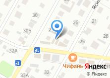 Компания «Горизонталь» на карте