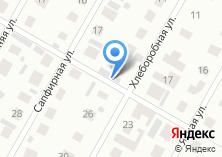 Компания «Авив-авто» на карте