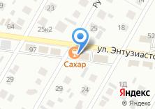 Компания «Адвер» на карте
