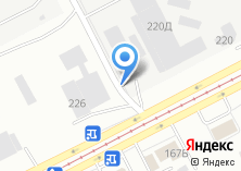Компания «Авто-тракт» на карте