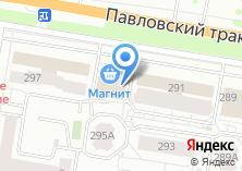 Компания «Хорошая аптека» на карте