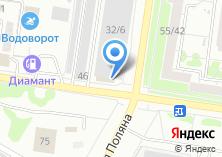 Компания «ZavGar» на карте
