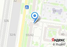 Компания «Ключ в жизнь» на карте