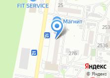 Компания «Полный бочонок» на карте