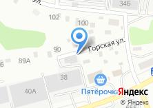 Компания «Тихая заводь» на карте