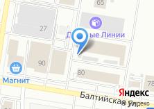 Компания «Balkon22.ru» на карте
