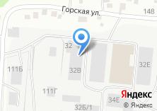 Компания «Химпром» на карте