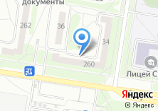 Компания «Сонька» на карте