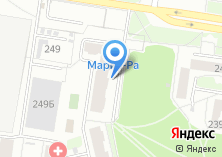 Компания «Приборы учета» на карте