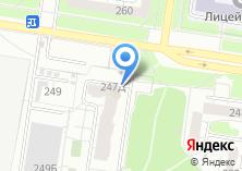 Компания «Горница кафе Конференц-зал» на карте