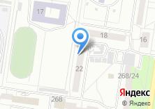 Компания «Компания по оформлению воздушными шарами» на карте