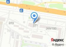 Компания «Valeo life» на карте