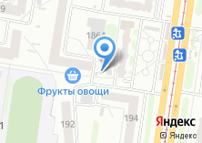 Компания «МК-1» на карте