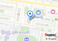 Компания «ДЮСШ №7 Семеновец» на карте