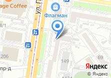 Компания «ЖСК-154» на карте