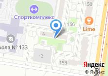 Компания «Дружный» на карте