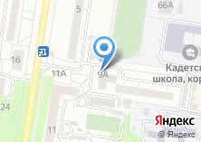 Компания «Алтайоптика» на карте