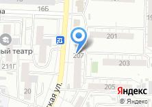 Компания «Хлебный» на карте