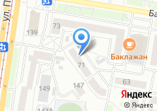 Компания «Greenweb» на карте