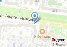 Компания «МАРСЕДЕНТ» на карте