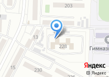 Компания «Отдел полиции №8 Управления МВД России по г. Барнаулу» на карте