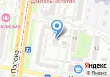 Компания «Бондарь» на карте