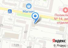Компания «MY FRIENDS» на карте