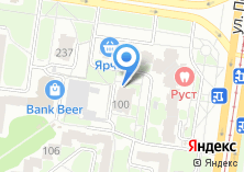Компания «Кондитерская фабрика» на карте