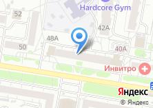 Компания «ТЕХНОТОРГ» на карте