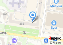 Компания «Яблоня» на карте
