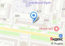 Компания «ГРУЗЧИКИ» на карте