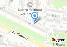 Компания «Стройтехника» на карте