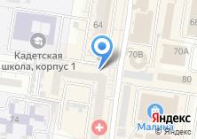 Компания «Общественное объединение юристов Алтайского края» на карте