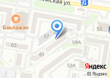 Компания «Сбербанк России Алтайское отделение №8644» на карте