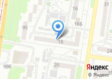 Компания «АйТи Сервис» на карте