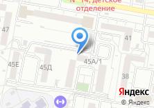 Компания «Олана+» на карте