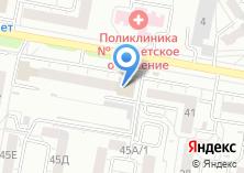 Компания «Бижутерия+» на карте