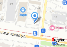 Компания «CrashAuto» на карте