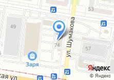 Компания «Авто Альянс» на карте