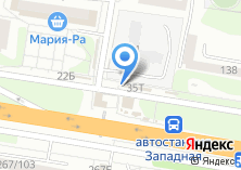 Компания «Венский сад» на карте