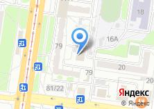 Компания «Территориальное общественное самоуправление микрорайона Ленинградский Индустриального района г. Барнаула» на карте