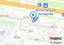 Компания «Абонент-Сервис» на карте