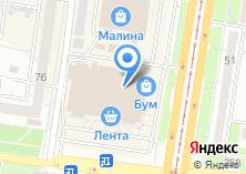 Компания «Первая первая леди» на карте
