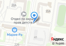 Компания «Джунгли» на карте